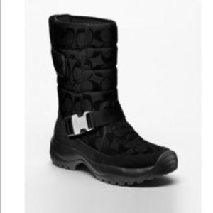 COACH Sharron All Weather Boot